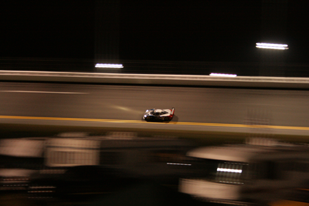 BMW in Nascar 2 at the Rolex 24 in Daytona 2012