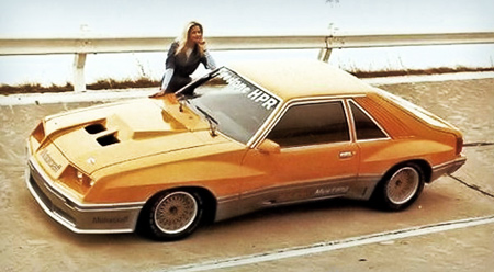 1980 McLaren M81 Mustang - Rarest Mustang Ever Made? | MustangLab.com