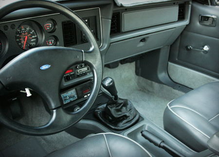 1985 mustang lx coupe for sale interior