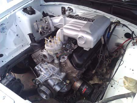 1994 Mustang Cobra restoration