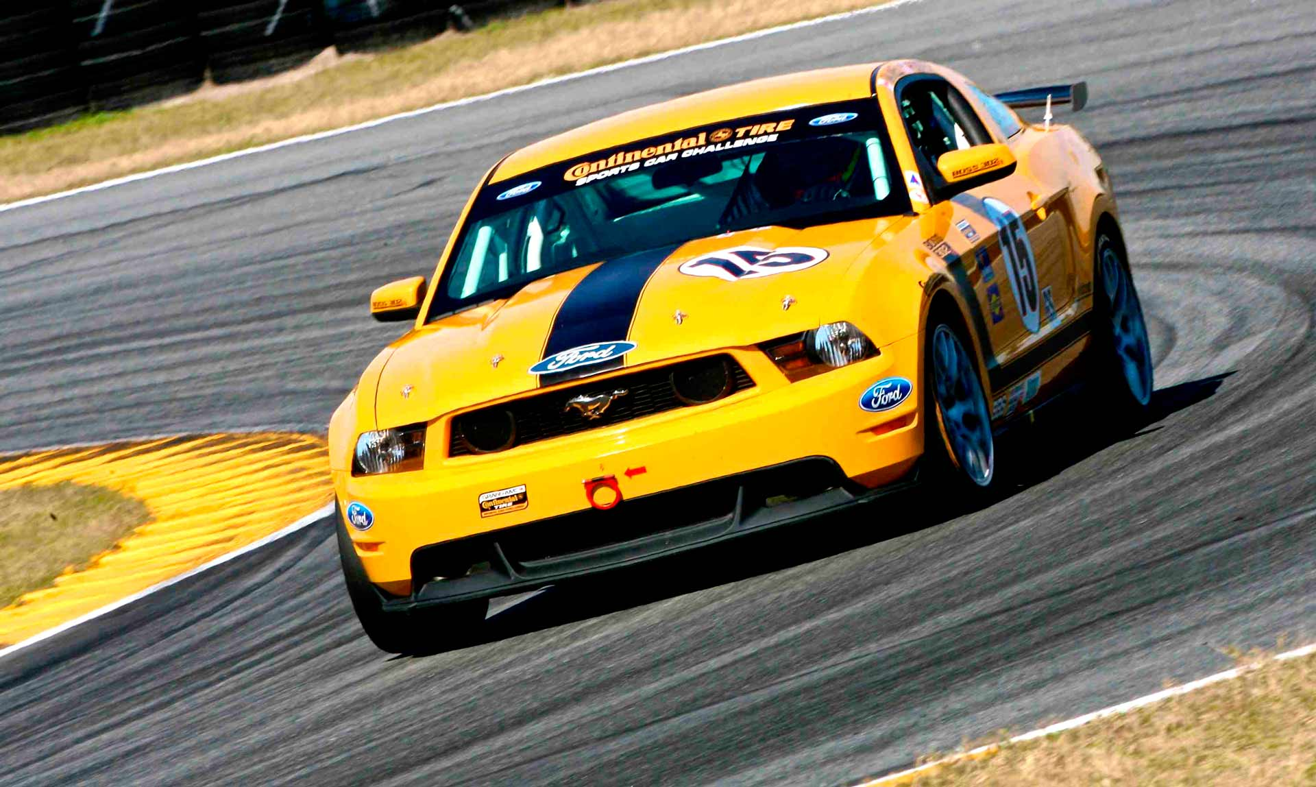 In April of 2012, the Boss 302R Mustang from Multimatic helps Ford return to the podium in sportscar racing once again.